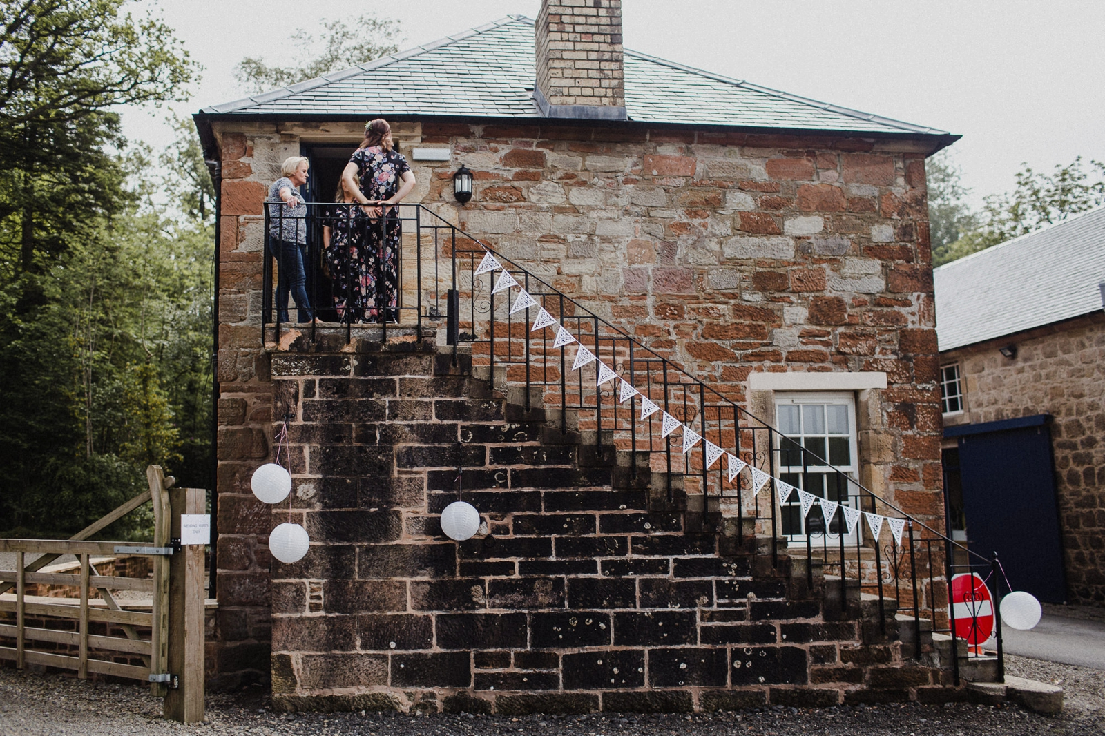 Boswell's Coach House Cumnock - Rustic Romantic wedding-31.jpg