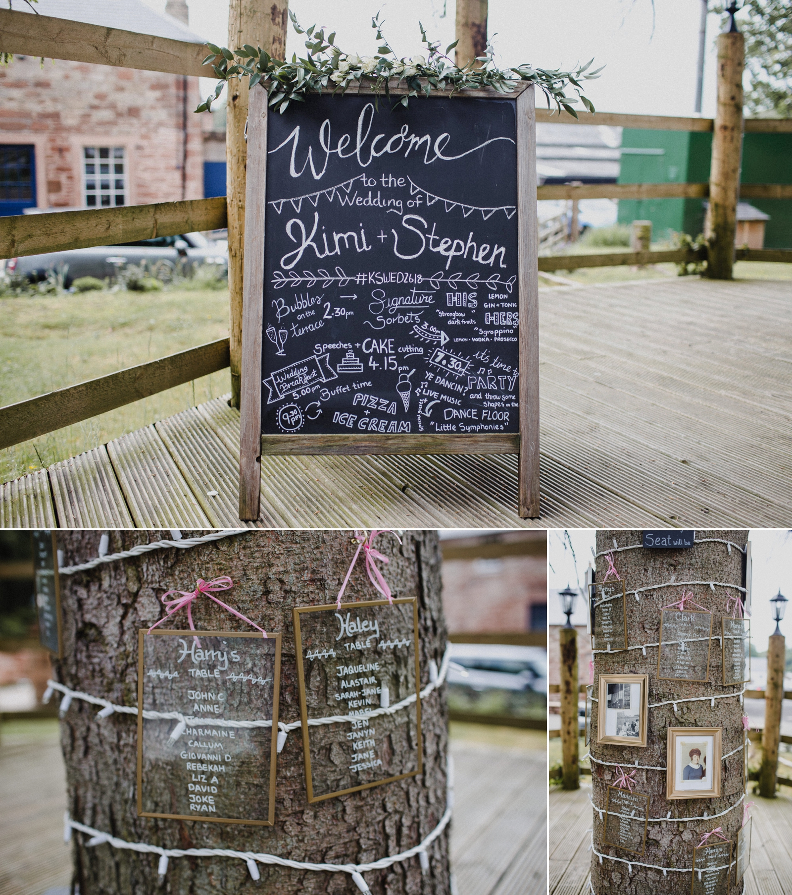 Boswell's Coach House Cumnock - Rustic Romantic wedding-21.jpg