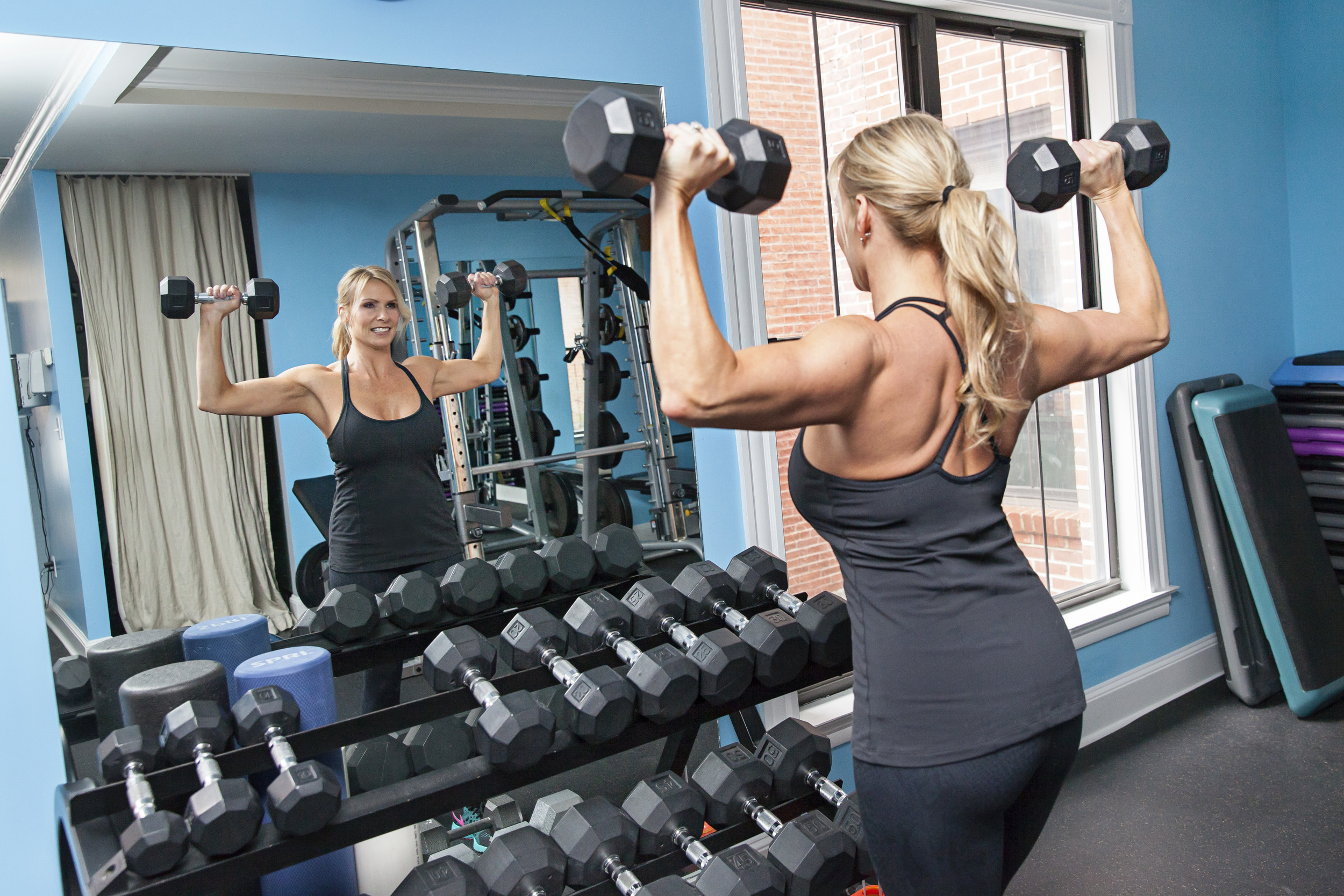 Workout on Your OWN Time with a SRW Personalized Program