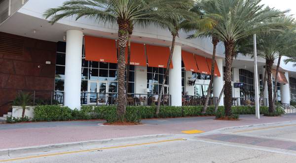 Best Food On Fort Lauderdale Beach!