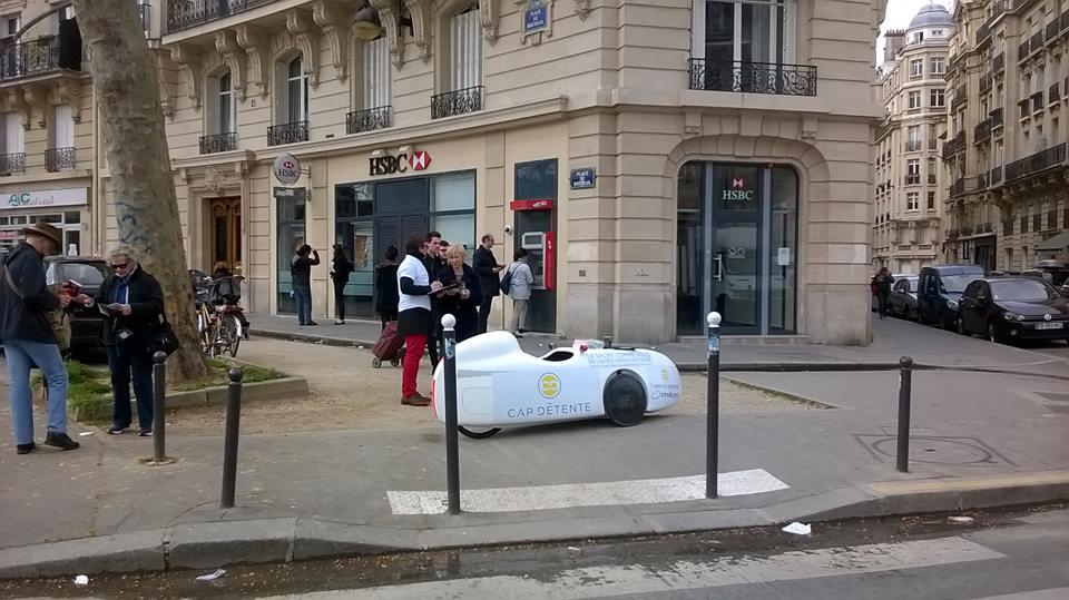 CAP DETENTE - By Milon (Paris 7) - 11/04/16