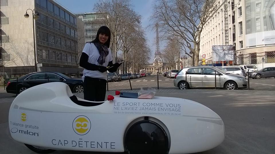 CAP DETENTE by Milon - Paris 15 - 12/03/16