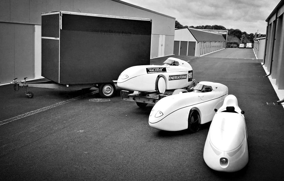 Notre park de Fitcars pour vos campagnes partout en France !