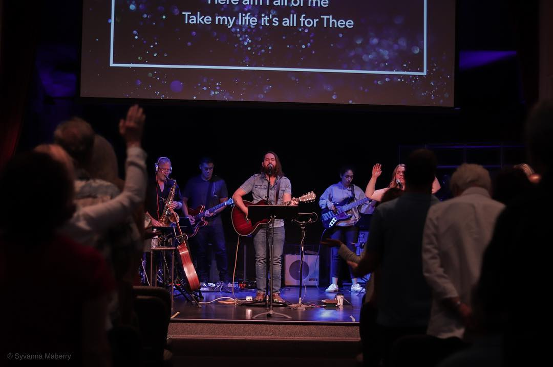 SUNDAY GATHERINGS  on the Los Angeles Westside 9am & 11am   Map & Directions
