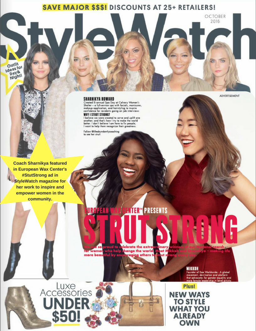 FEATURE: StyleWatch Magazine