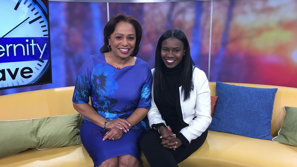 Great Day Washington Segment - Preparing for Maternity Leave