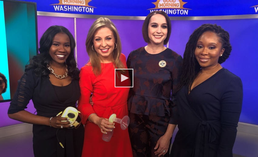 Great Day Washington Segment- Mom's On The Go!