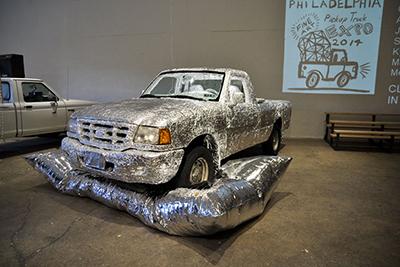 Silver Era Truck