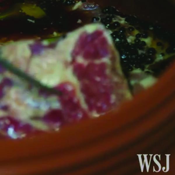 Wall Street Journal: Pastrami on Rye