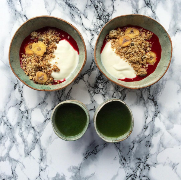 Symmetry Breakfast - Instagram Celebrity
