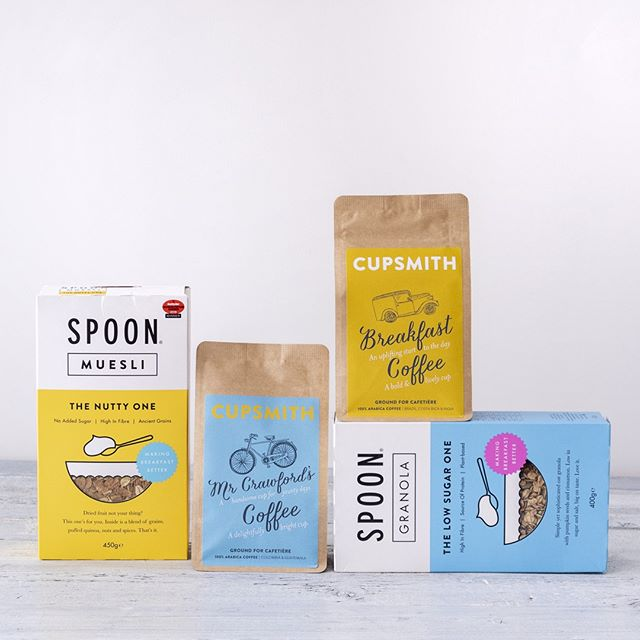 Competition Time! 🎉  This is for you if you love a cuppa with your cereal! We've teamed up with Cupsmith for a special giveaway!  To win this package all you have to do is: 1️⃣ like this post 2️⃣ tag your bestie/s  3️⃣ follow @spooncereals and @cupsmith  Good luck! 🤗  T&C: Competition ends Wednesday, 25th of June 2019 at midnight. UK entries only. Prize contains two Cupsmith products and 2 Spoon products (The Low Sugar One and The Nutty One). Winner will be announced shortly after. Multiple entries are possible. - - - - - - #makingbreakfastbetter #spoon #spooncereals #healthier #tastier #moreexciting #breakfast #buildyourbowl #healthybreakfast #granola #cereal #goodmorning #foodie #recipe #inspiration #new #exciting #motivation #lifestyle #london #food #tasty #competition #prize #win