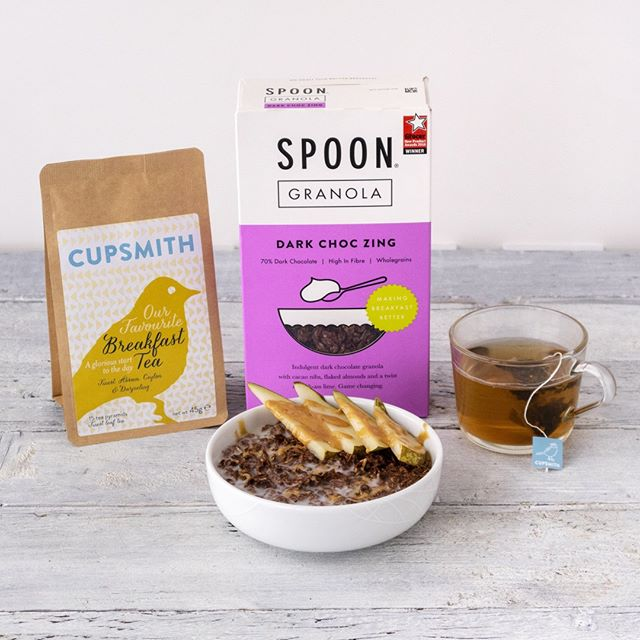 Last chance! 🙈  Want to win a delicious package?  Check out Friday's post for all the details. 🙌 - - - - - - #makingbreakfastbetter #spoon #spooncereals #healthier #tastier #moreexciting #breakfast #buildyourbowl #healthybreakfast #granola #cereal #goodmorning #foodie #recipe #inspiration #new #exciting #motivation #lifestyle #london #food #tasty