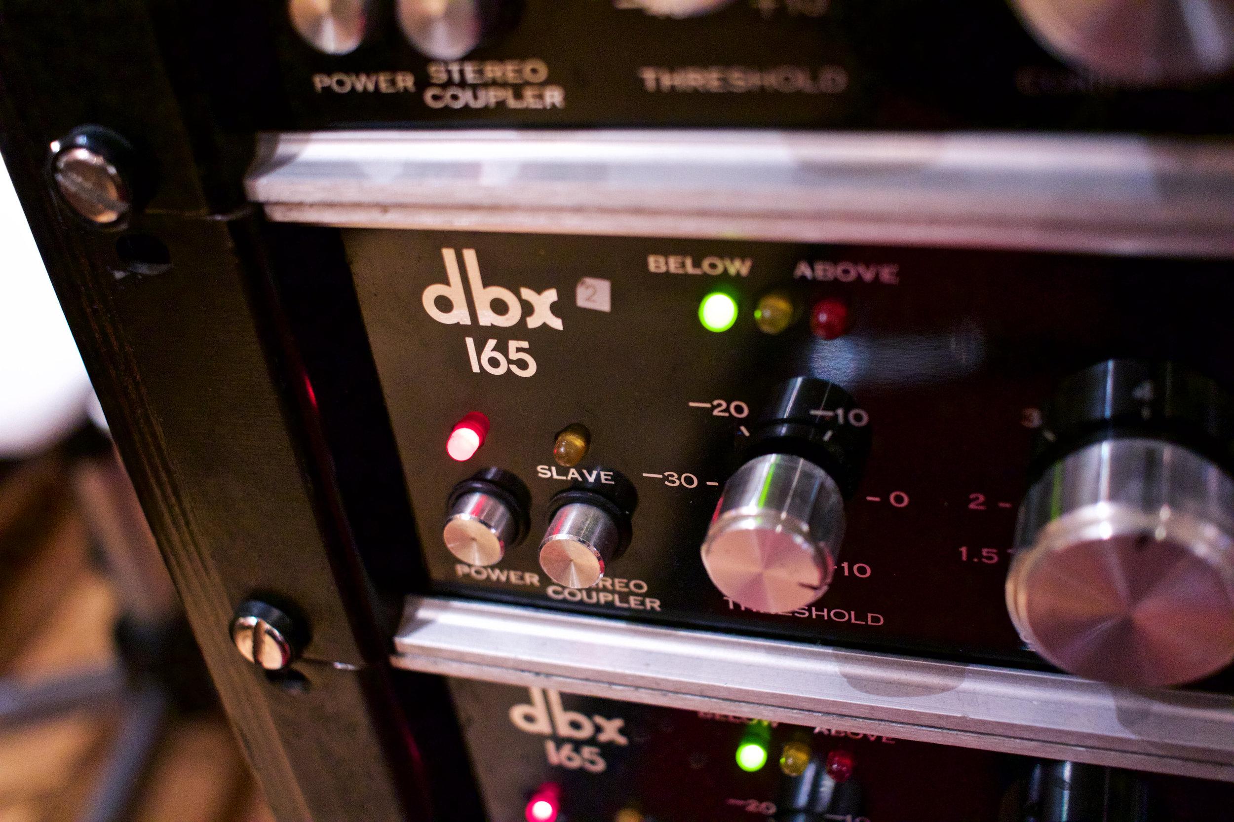 Random picture of a compressor I took at KONK Studios