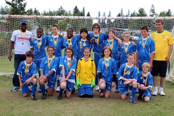 2015 - U12 Boys Travel Team