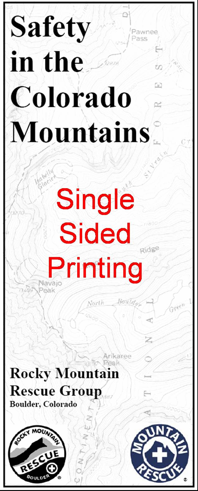 Single sided