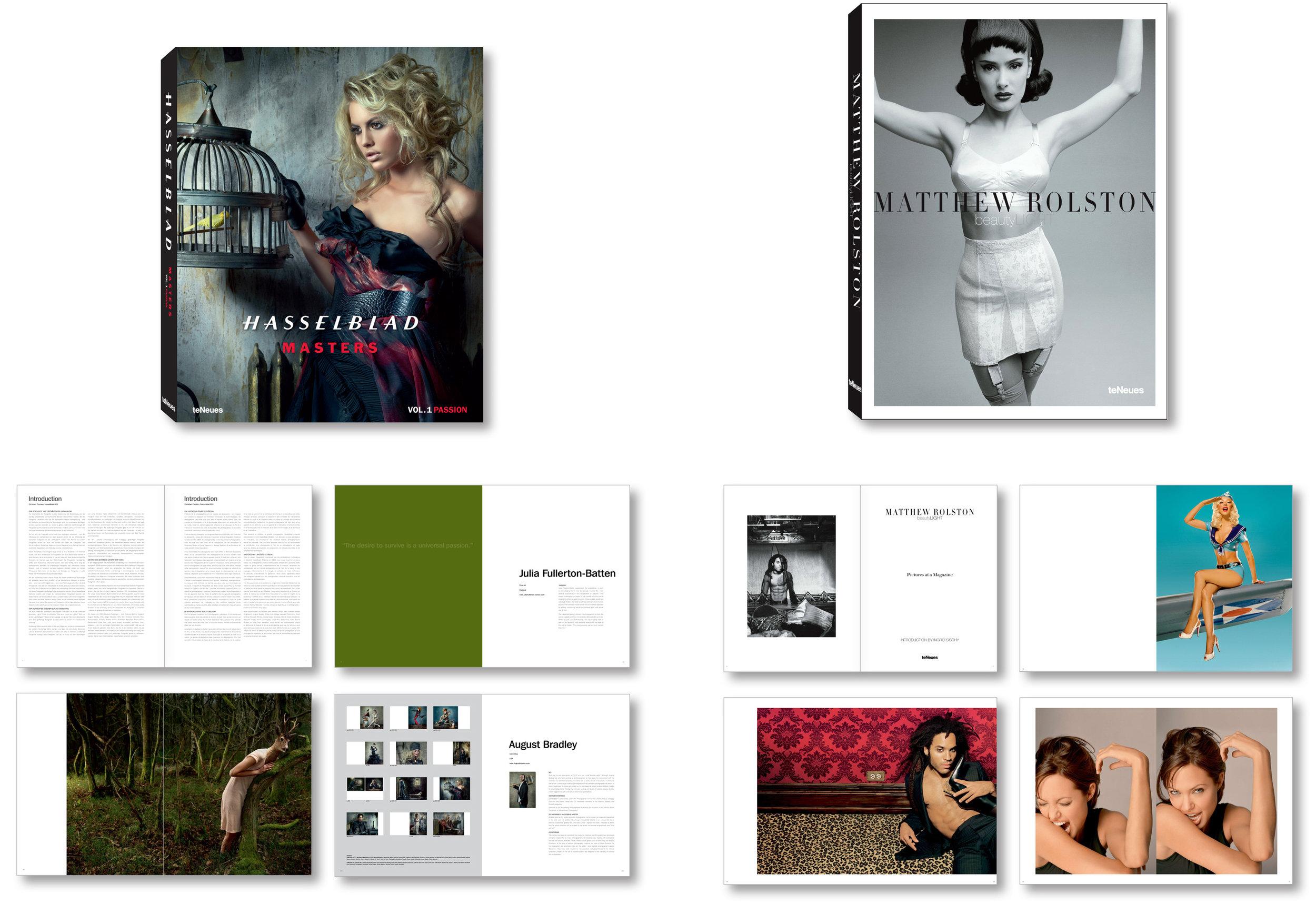 Book cover and interior design