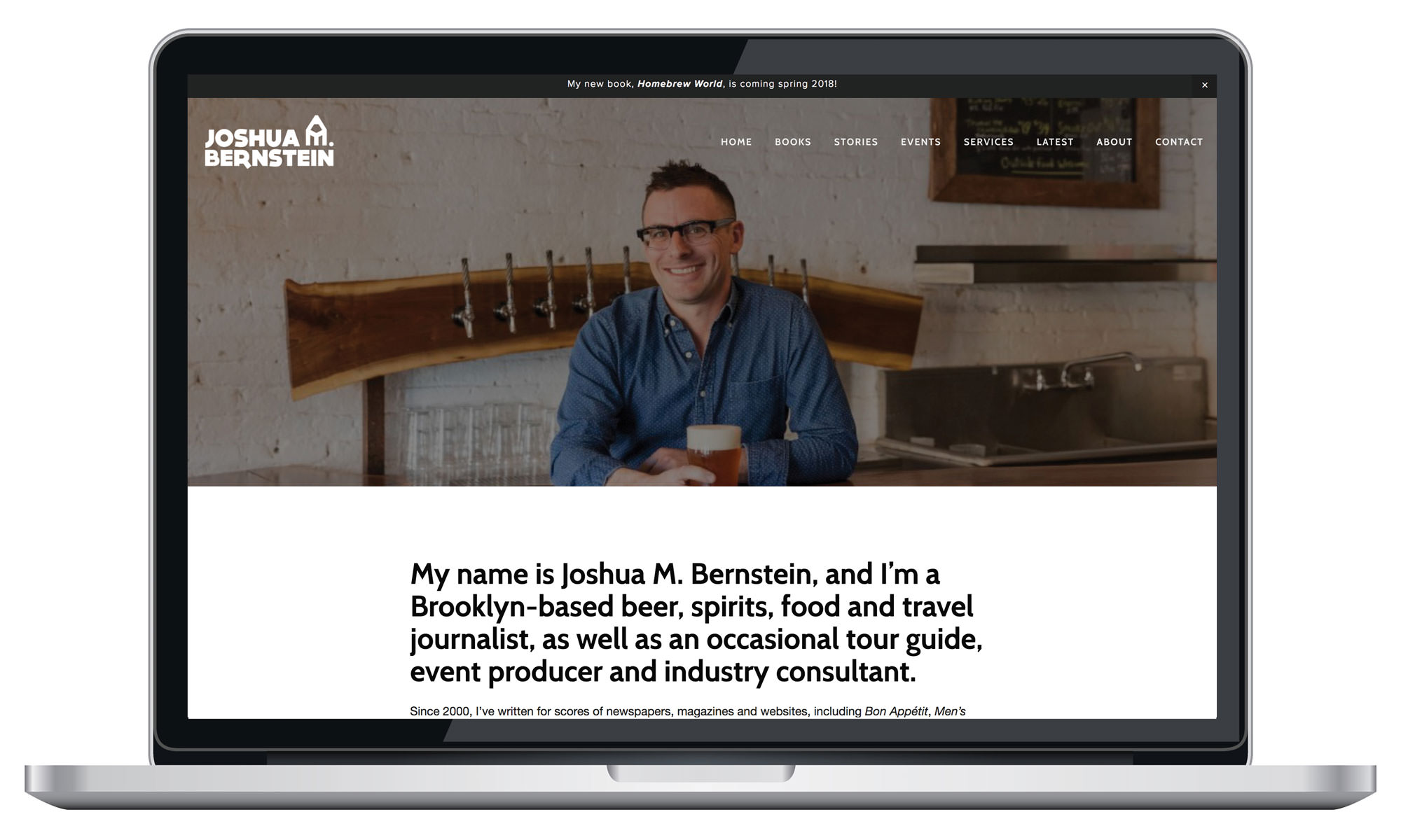about josh Squarespace