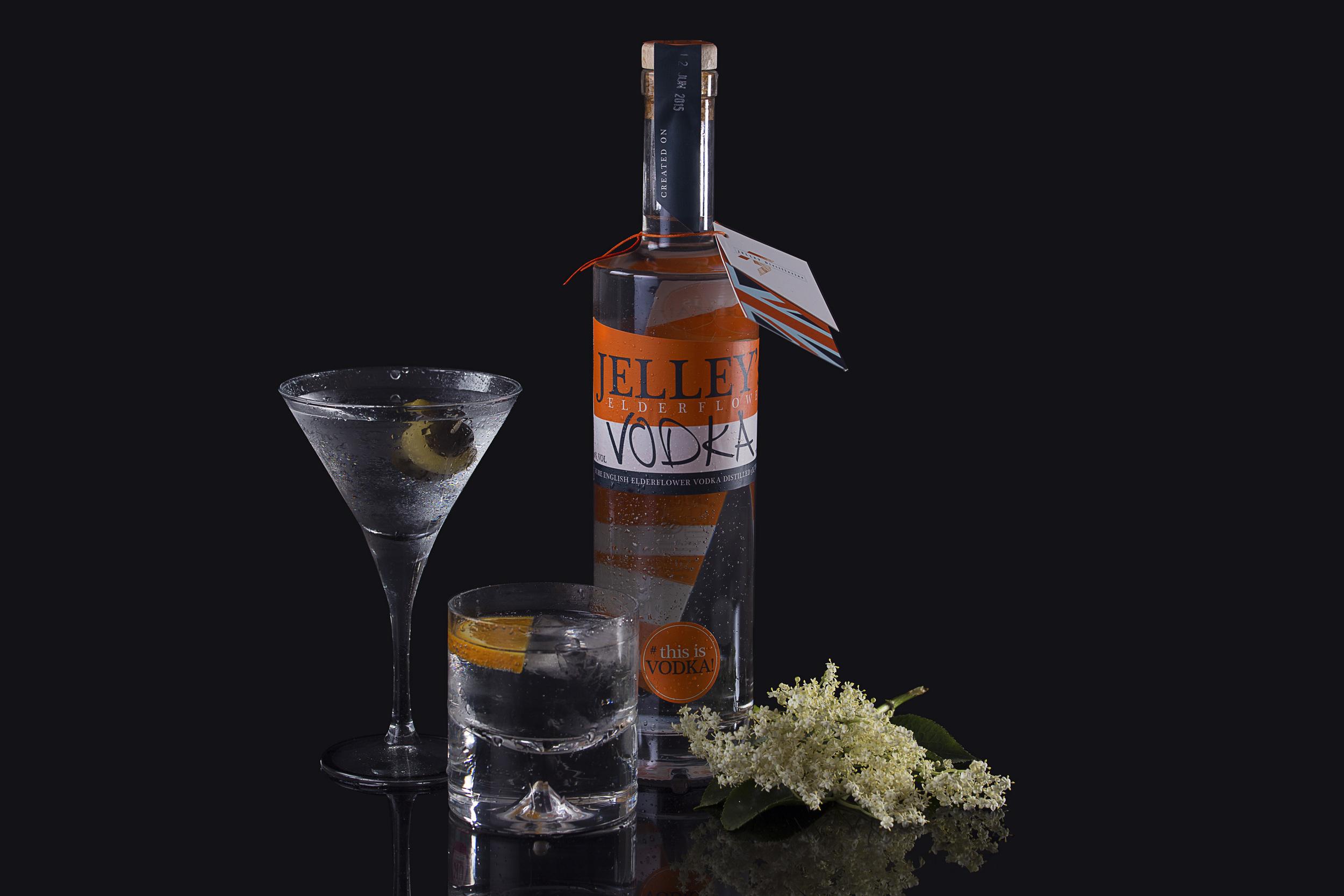 Jelley's Vodka