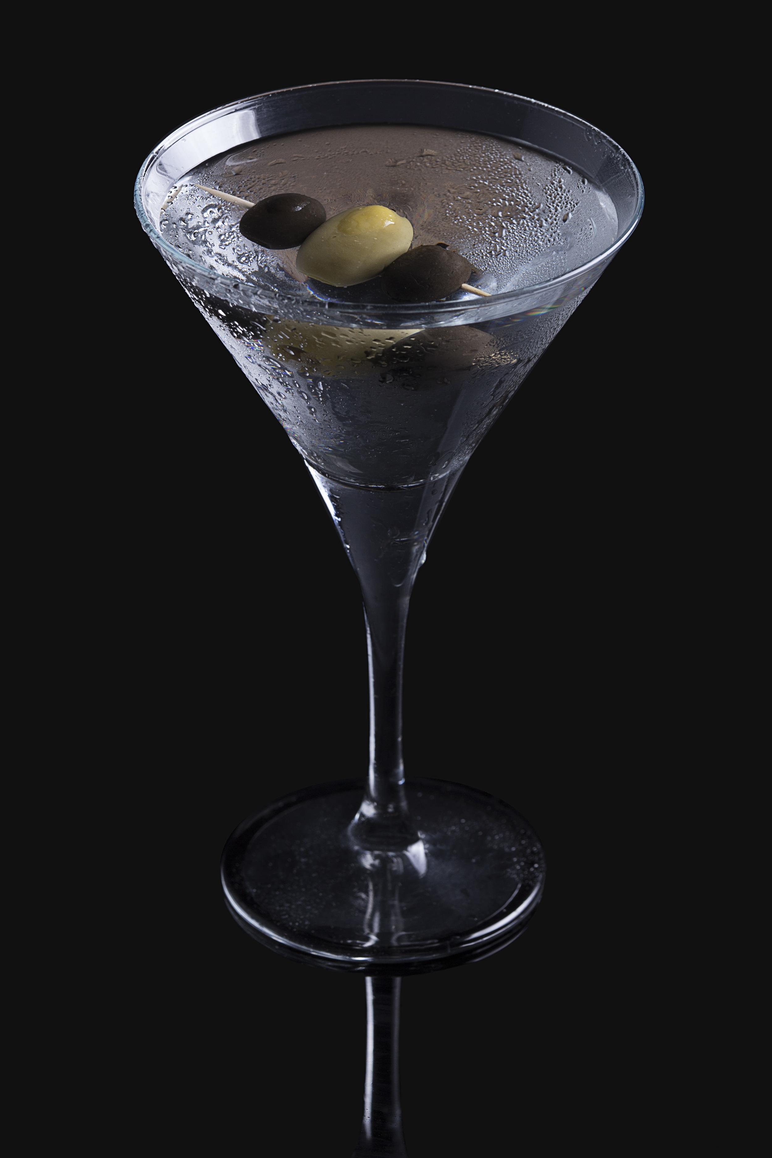 Jelley's Vodka Martini