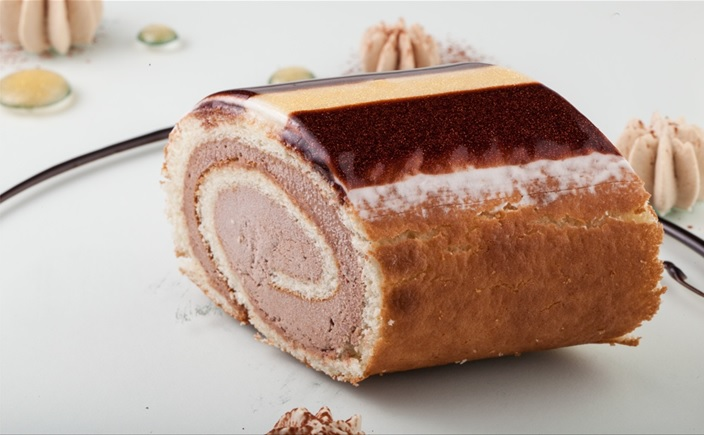 Chocolate Rollette