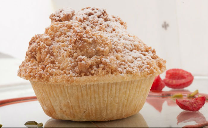 Granny Smith Apple Crisp Tart