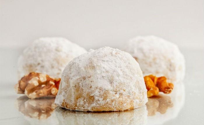 Walnut Drop Cookie
