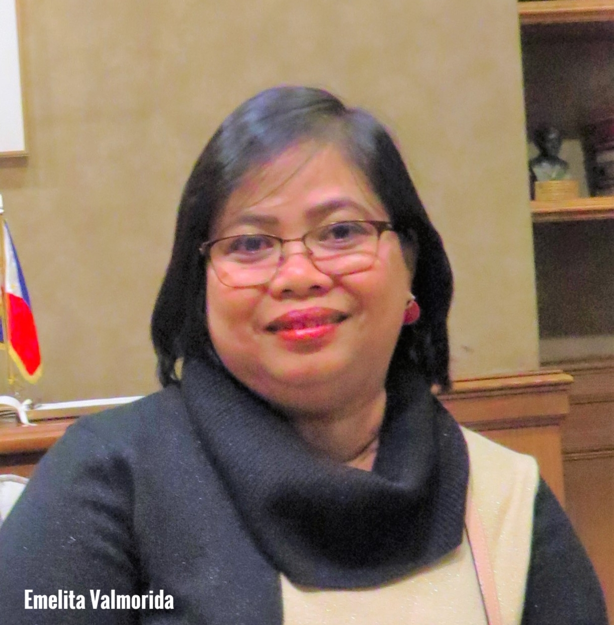 Emelita Valmorida is a poet, art therapist, and accountant