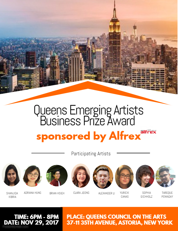 Queens Emerging Artist Business Prize_FLYER.jpg