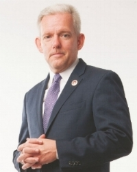 NYC Council Member Jimmy Van Bramer, Inaugural Cultural Diversity Award Recipient