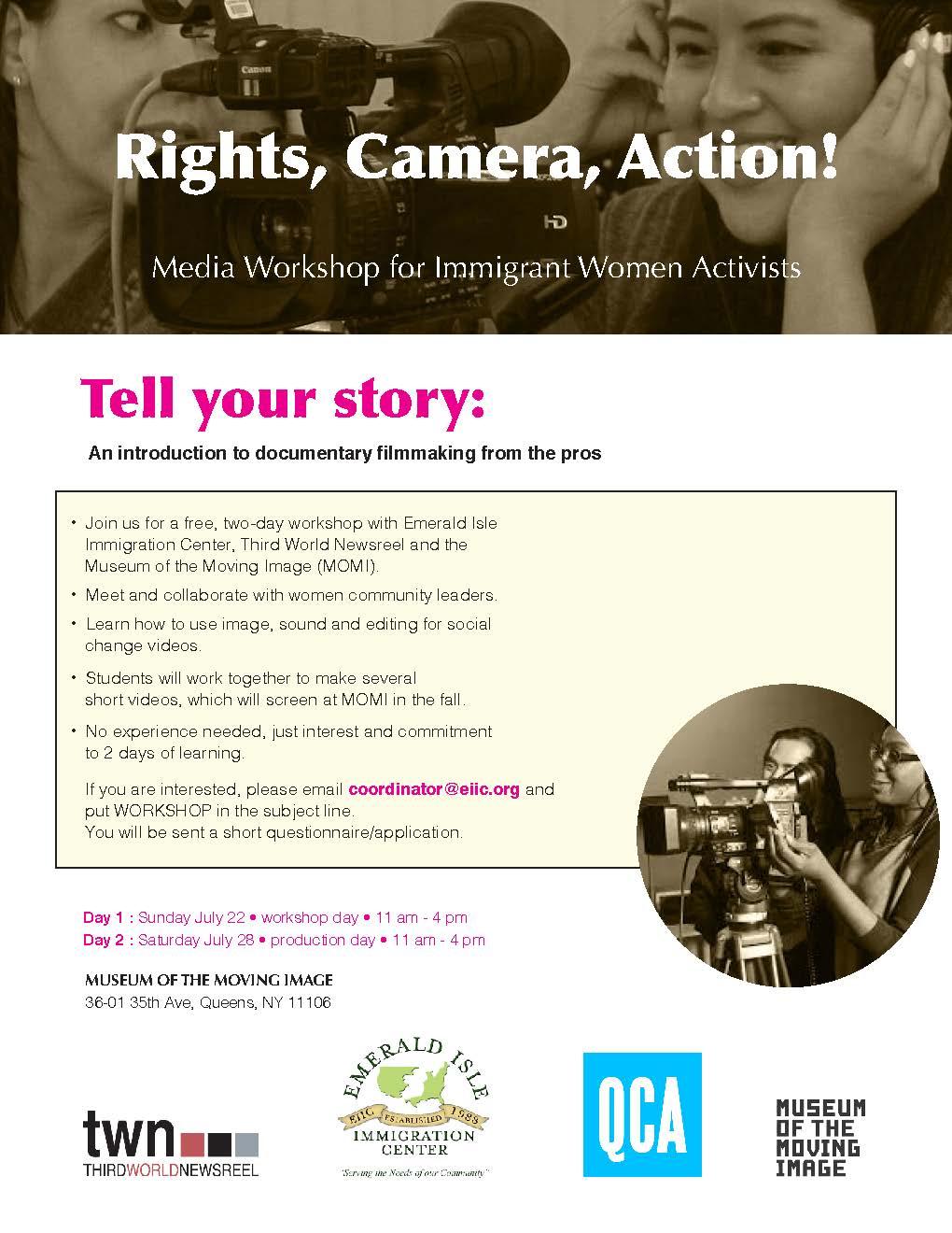Media Workshop for Immigrant Women Activist- QCA 2018.jpg