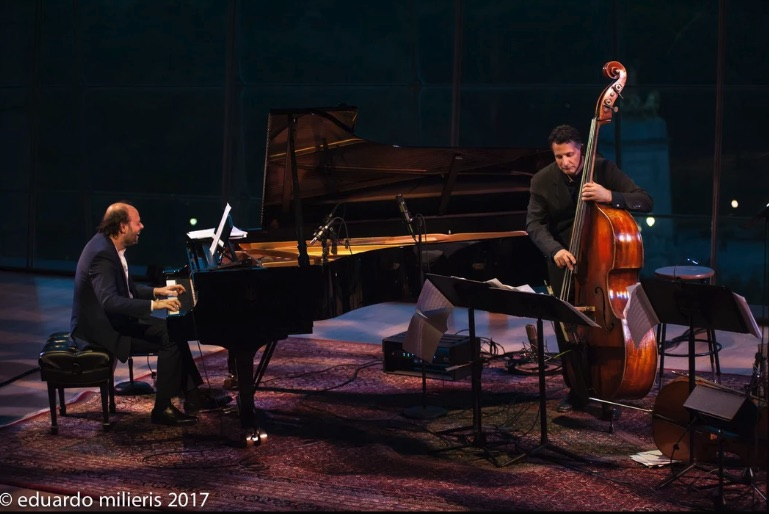 Gustavo Casenave & John Patitucci Live at Jazz at Lincoln Center, 2017