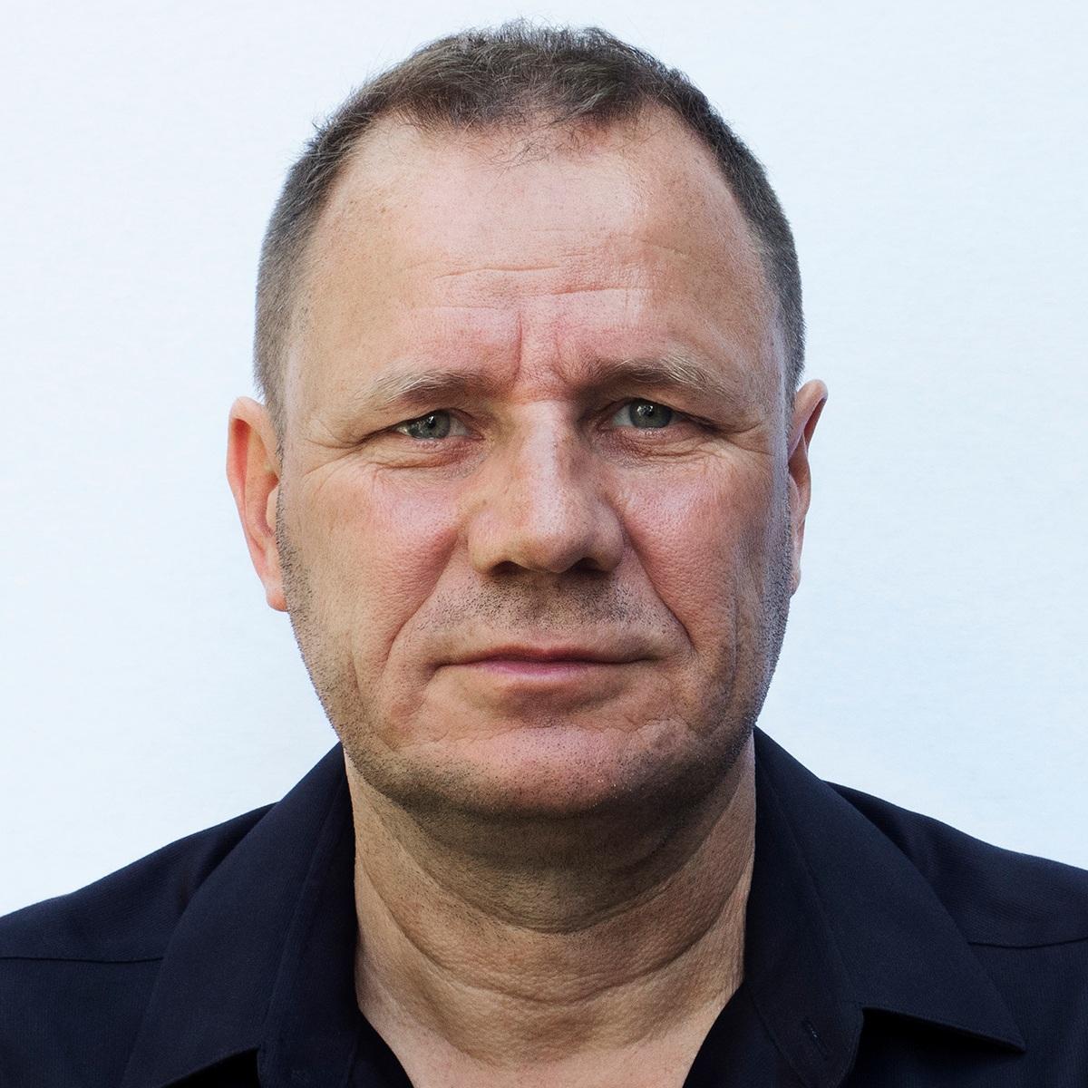 Artist Holger Keifel