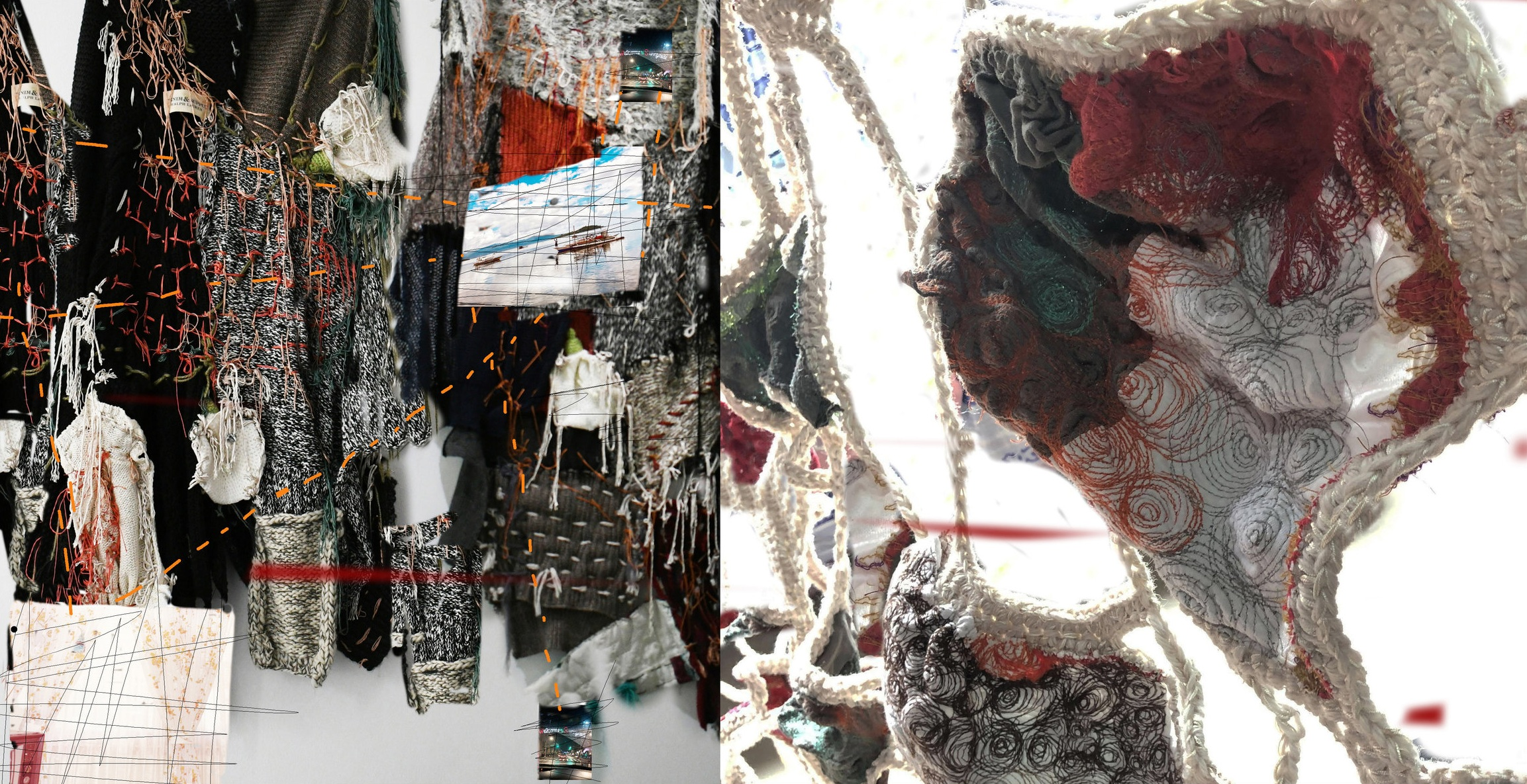 Image courtesy of the artists: Ged Merino (Left) and Aze Ong (Right)