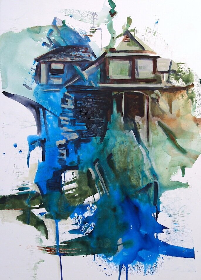 Zahra+Nazari%2C+The+House+by+the+Water%2C+2019%2C+acrylic+on+canvas+56x36+inches.jpg