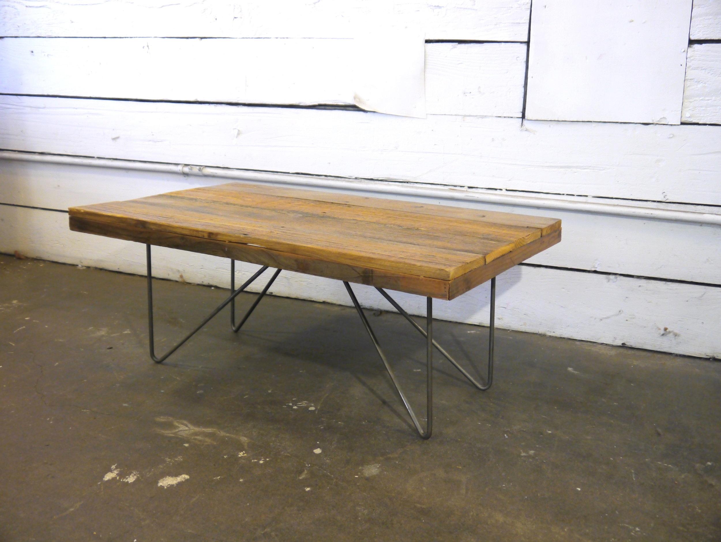 4' Coffee Table $199