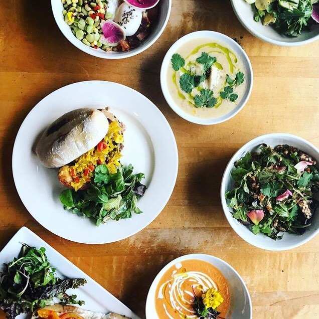 So, what's new with you @octanebham    excited to share some scrumptious new food by @butternutsquashua making its debut at #octanehomewood ✨ 📷 by @butternutsquashua too!
