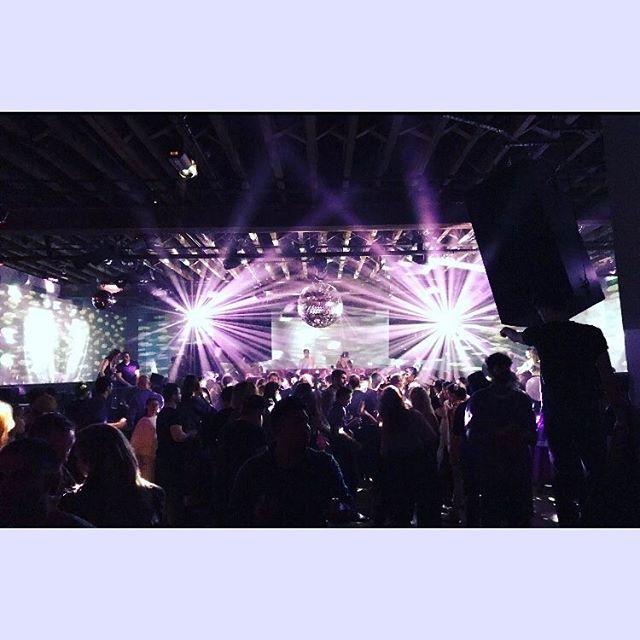 Last night, at the #fleetwoodmac rave