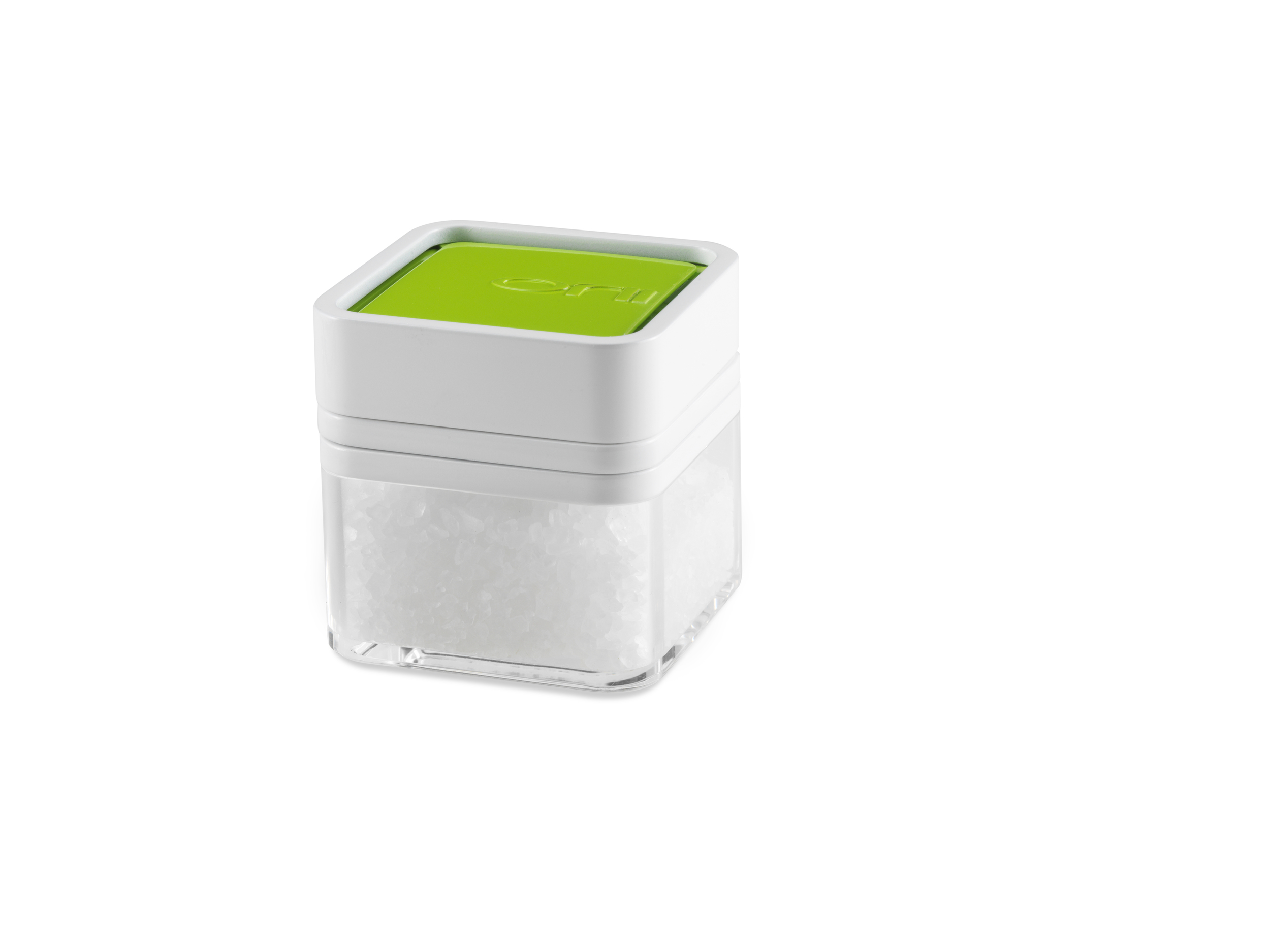 Orii MONO-BLOCK SINGLE SALT MILL -    VIBRANT GREEN