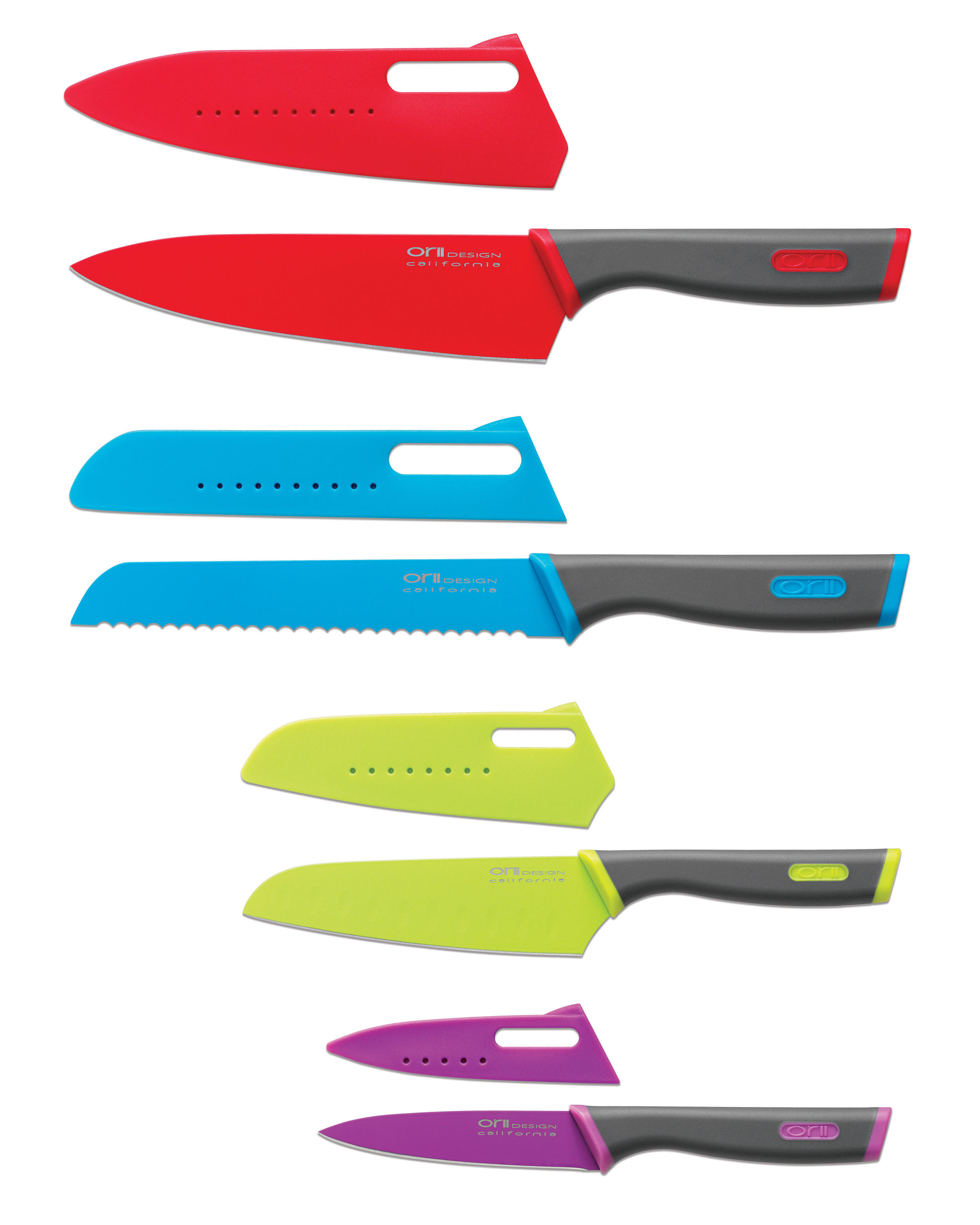 Orii 8PC MASTER PREP KNIFE SET