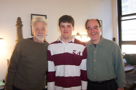 Roswell Rudd, Sam and Dad