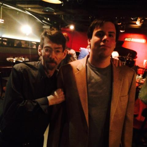 Sam and Fred Hersch