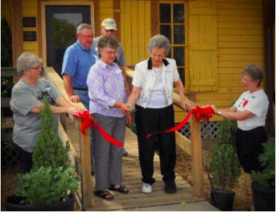 DEDICATION OF THE VISITOR CENTER & MUSEUM