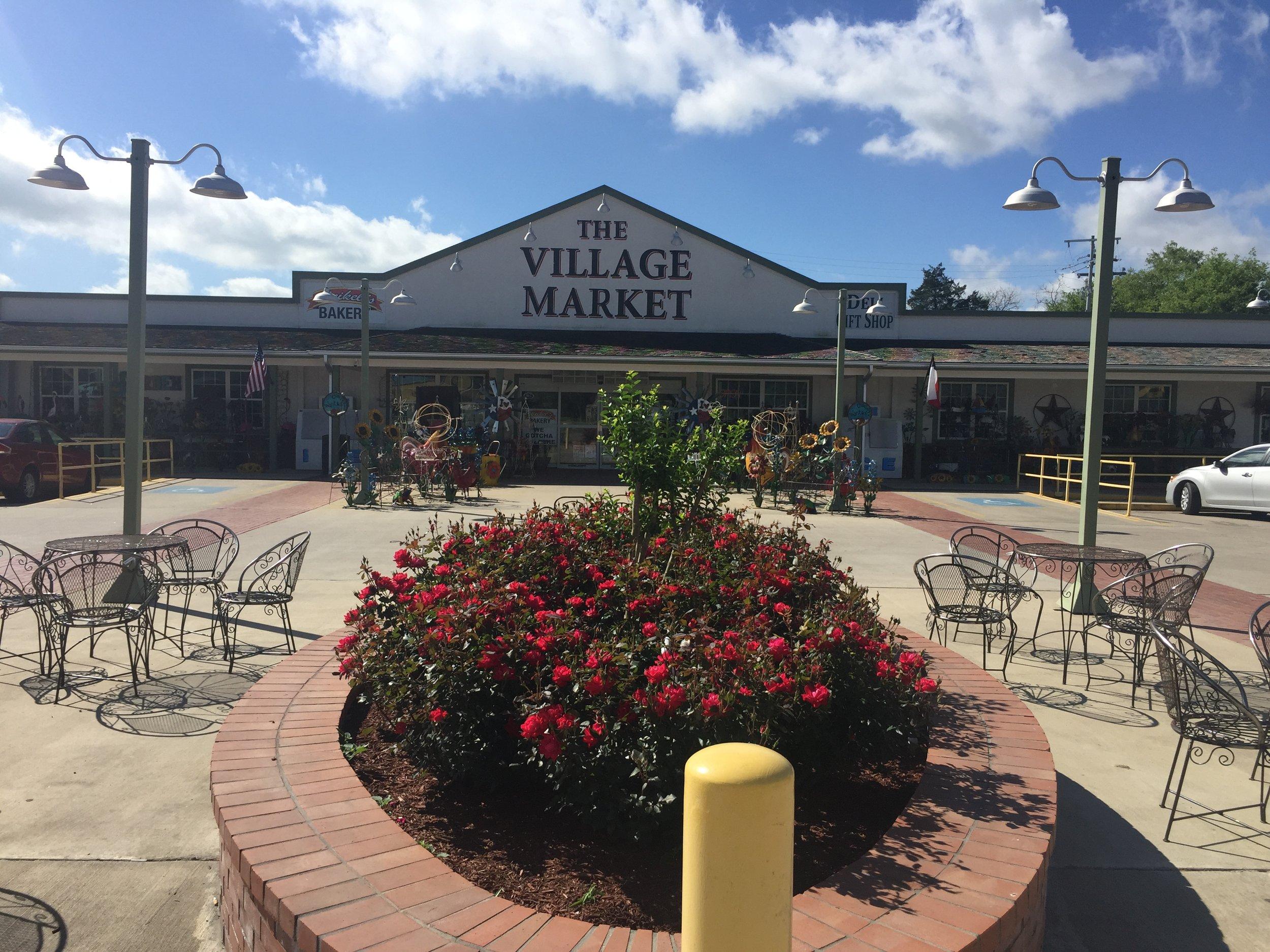 The Village Market - Jeff & Kristie WunderlichGrocery Store, Wiekels Bakery, Delicatessen, Valero fuel, Convenience store115 W Sylvan St   Carmine, Texas 78932(979) 278-3333Open Daily   Mon-Sun 7:00AM - 9:00PMCCC Member - 2017