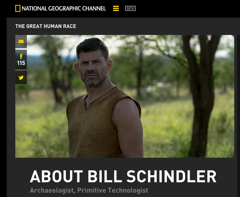 See Bill Schindler's Bio on the National Geographic Channel