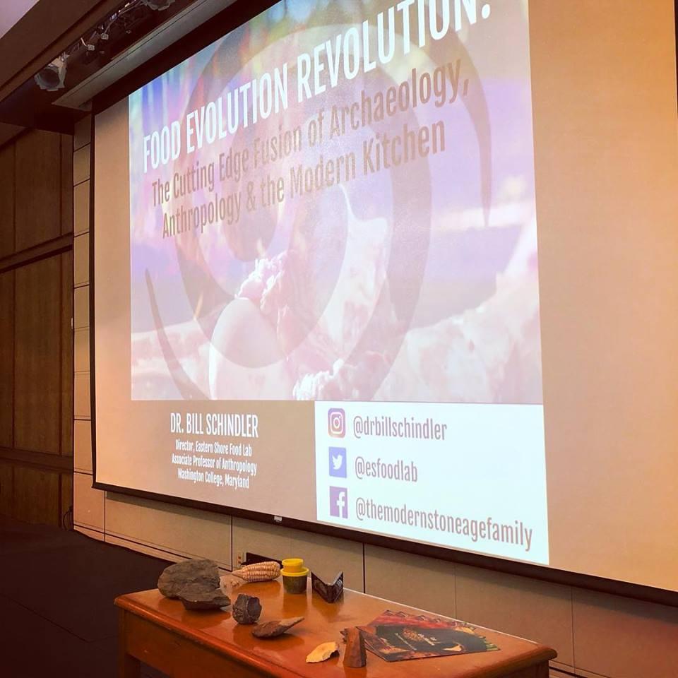 Food Evolution Revolution