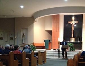 Dr Sri in church_300pix width.jpg