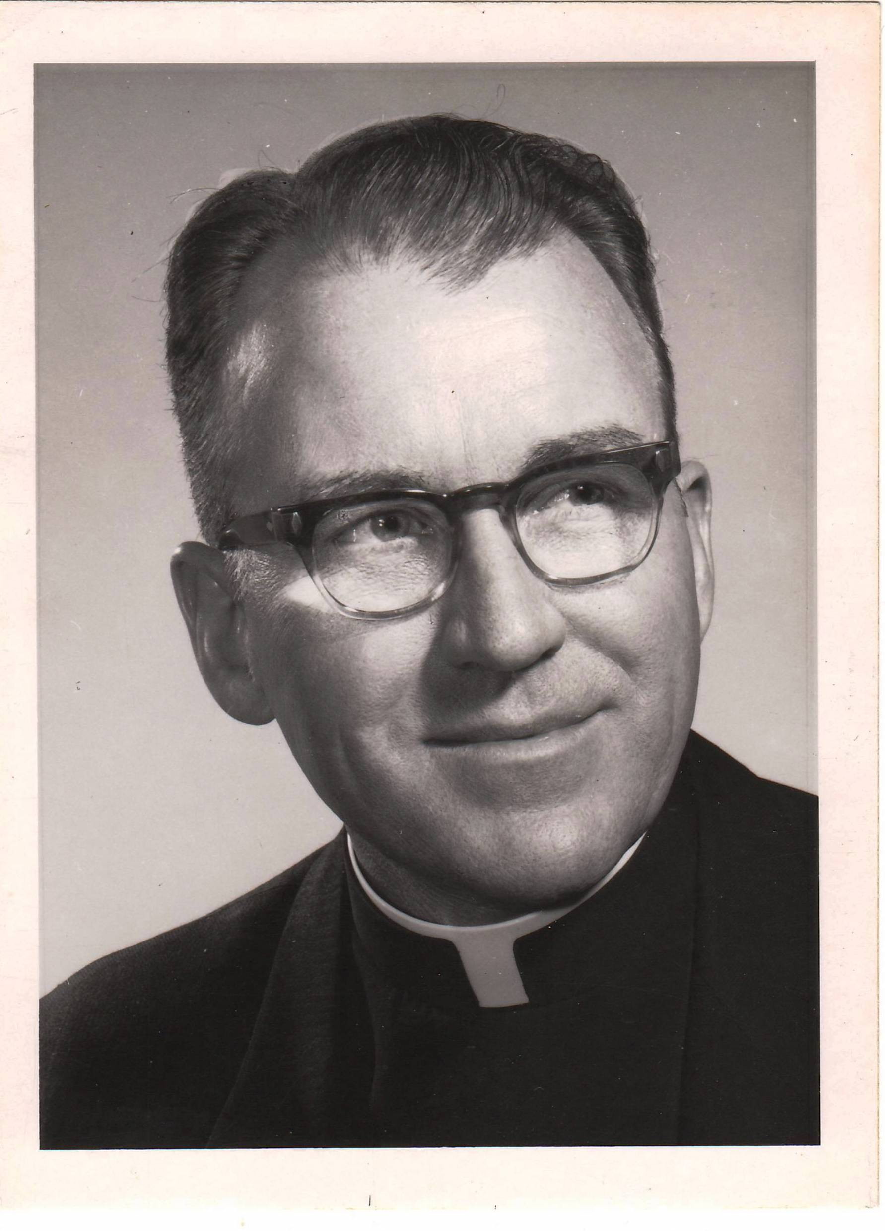 Fr. Harley Schmitt, second Pastor of Our Lady of Fatima Parish