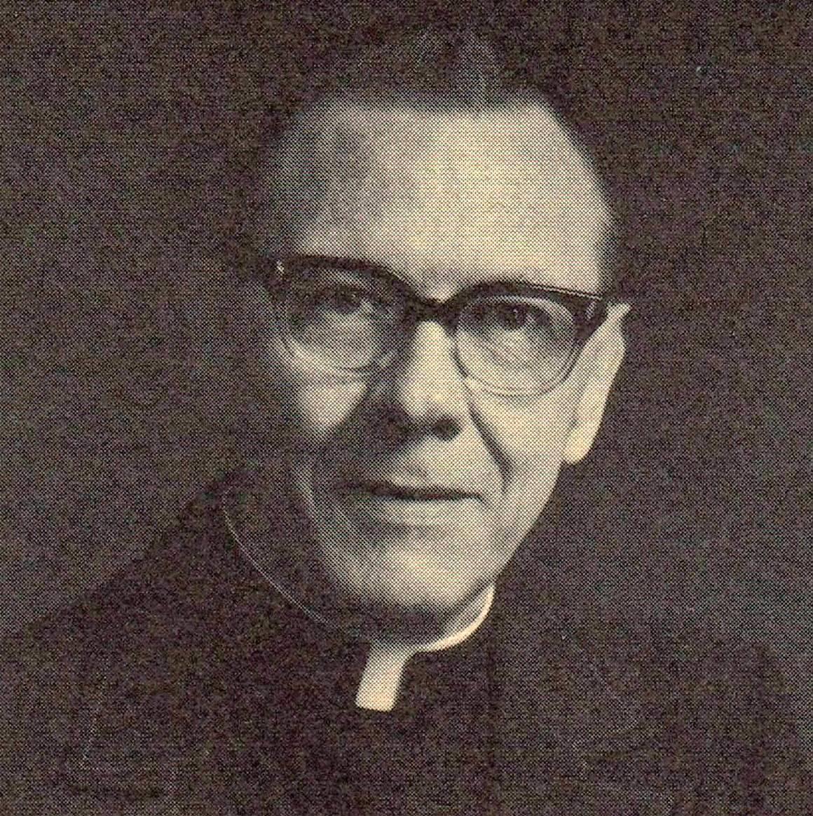 Fr. Edmund Kestel, Assistant at Our Lady of Fatima Parish