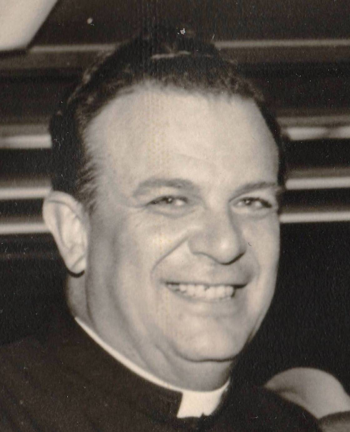 Fr. Robert Syrianey, Pastor, 1958-1970