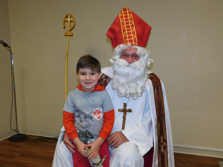 Knights of Columbus   Keep Christ in Christmas   Party (2016)